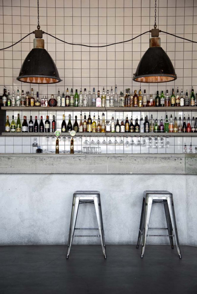 Restaurant Bar Nazdrowje / Richard Lindvall