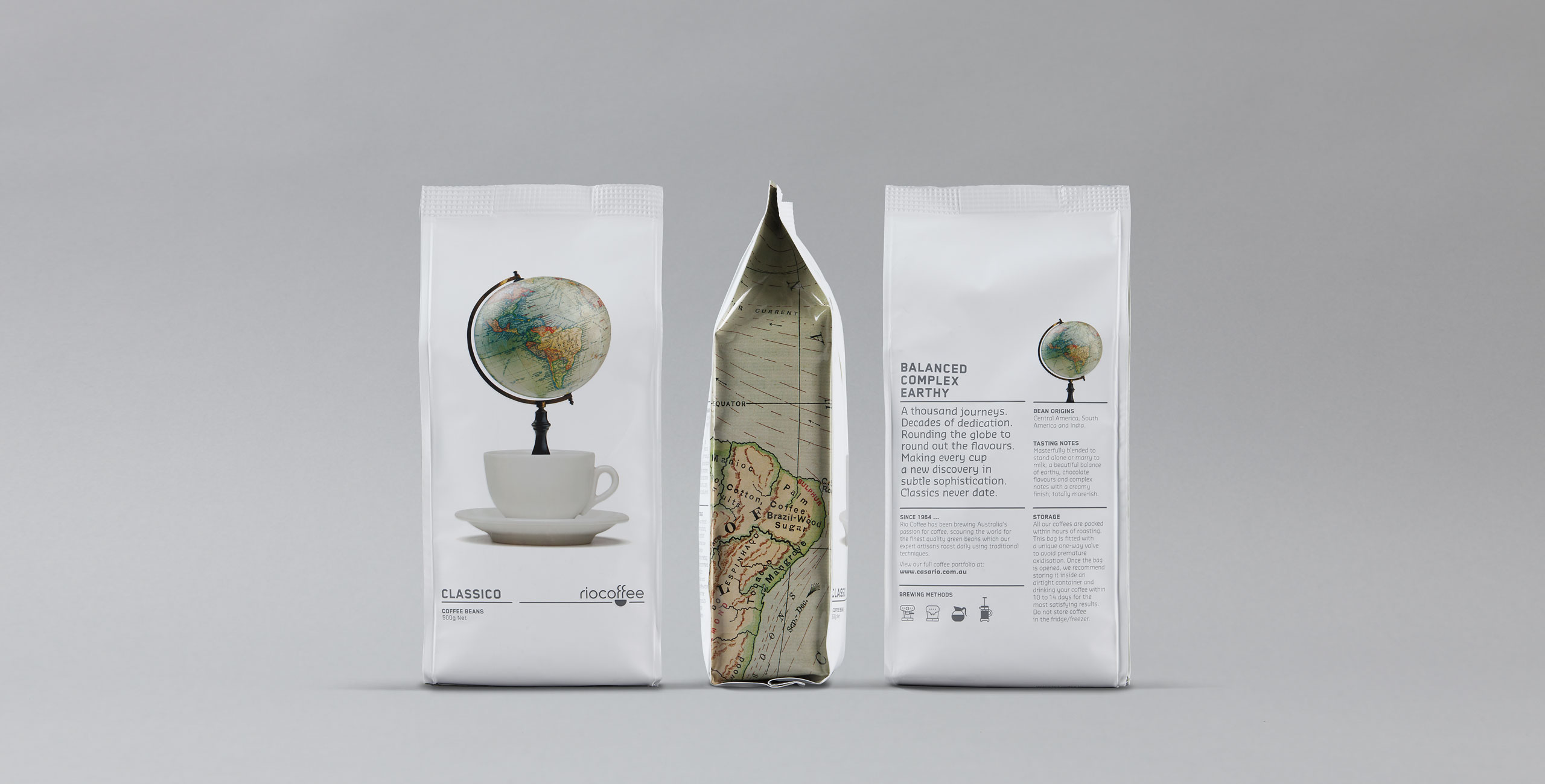 Rio Coffee Blends / Voice