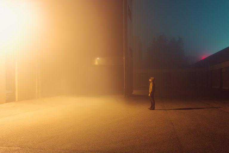 Roaming at Night / Lukas Furlan