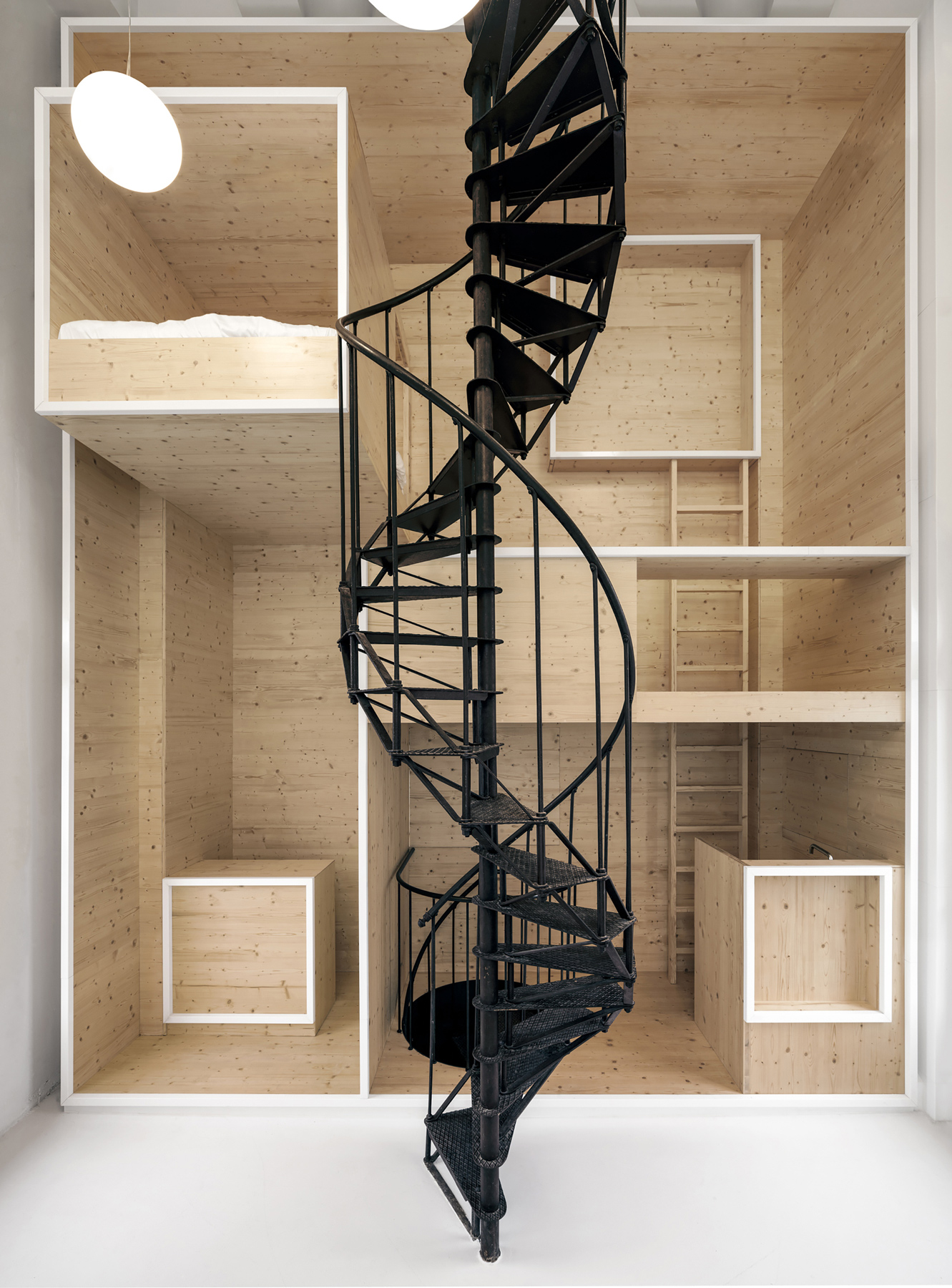 Room On The Roof / i29 interior architects (7)
