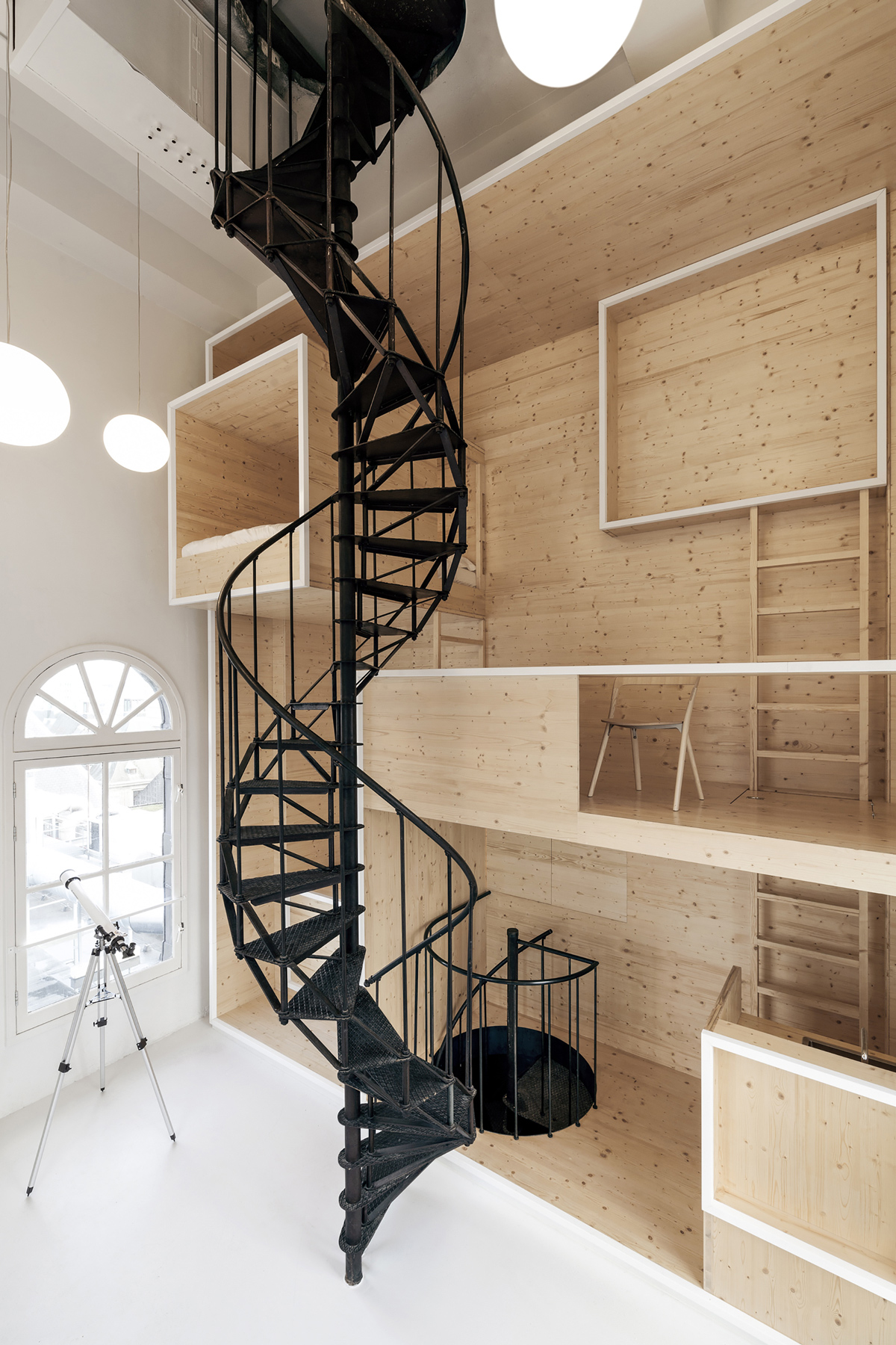 Room On The Roof / i29 interior architects (6)