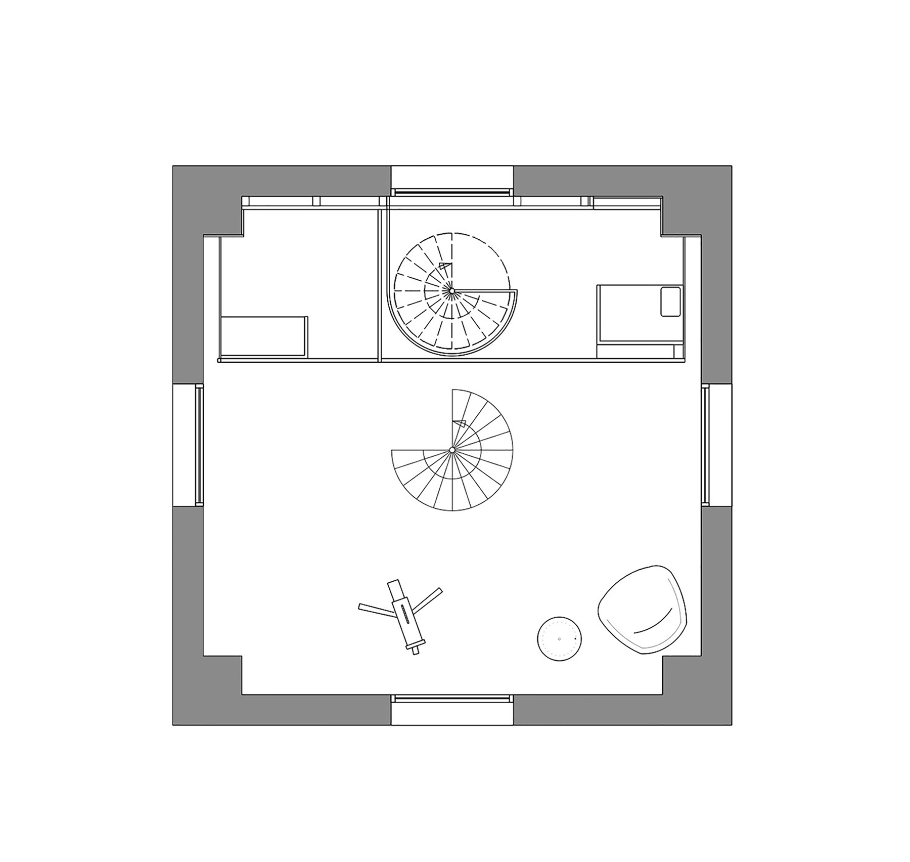 Room On The Roof / i29 interior architects (5)