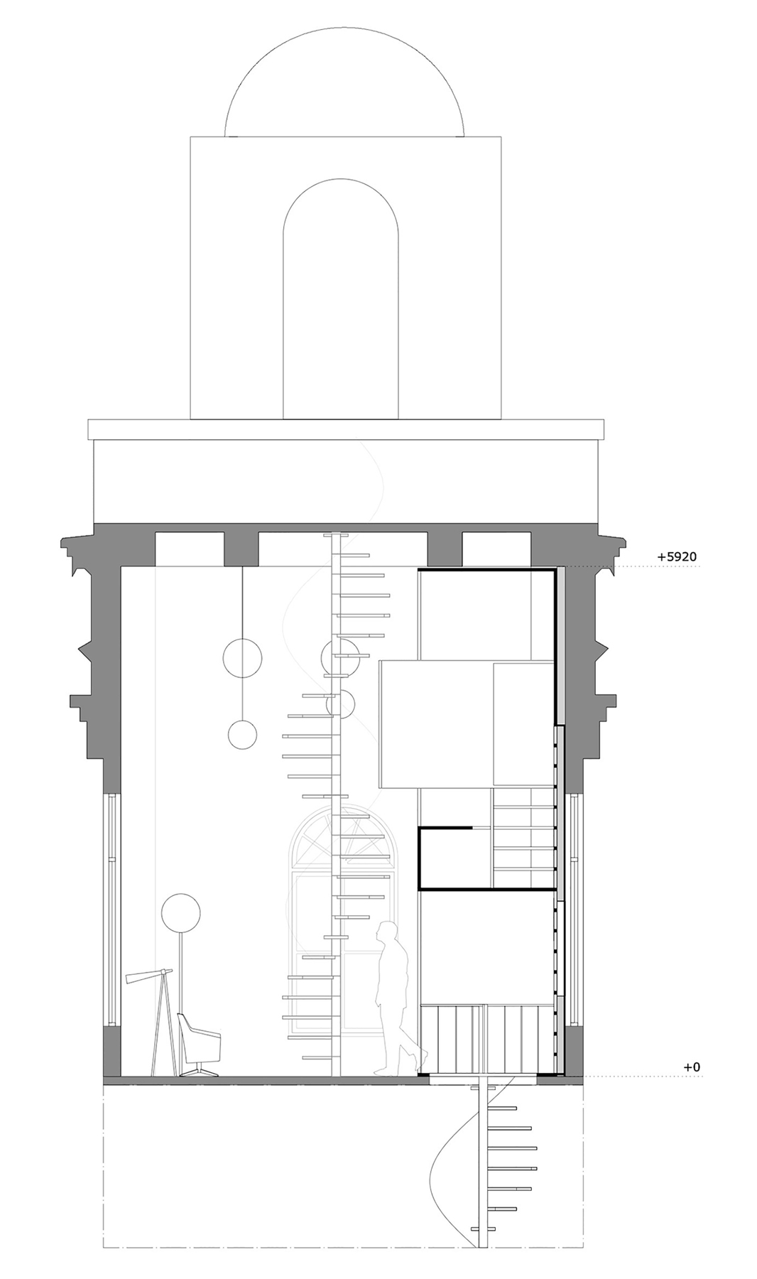 Room On The Roof / i29 interior architects (2)