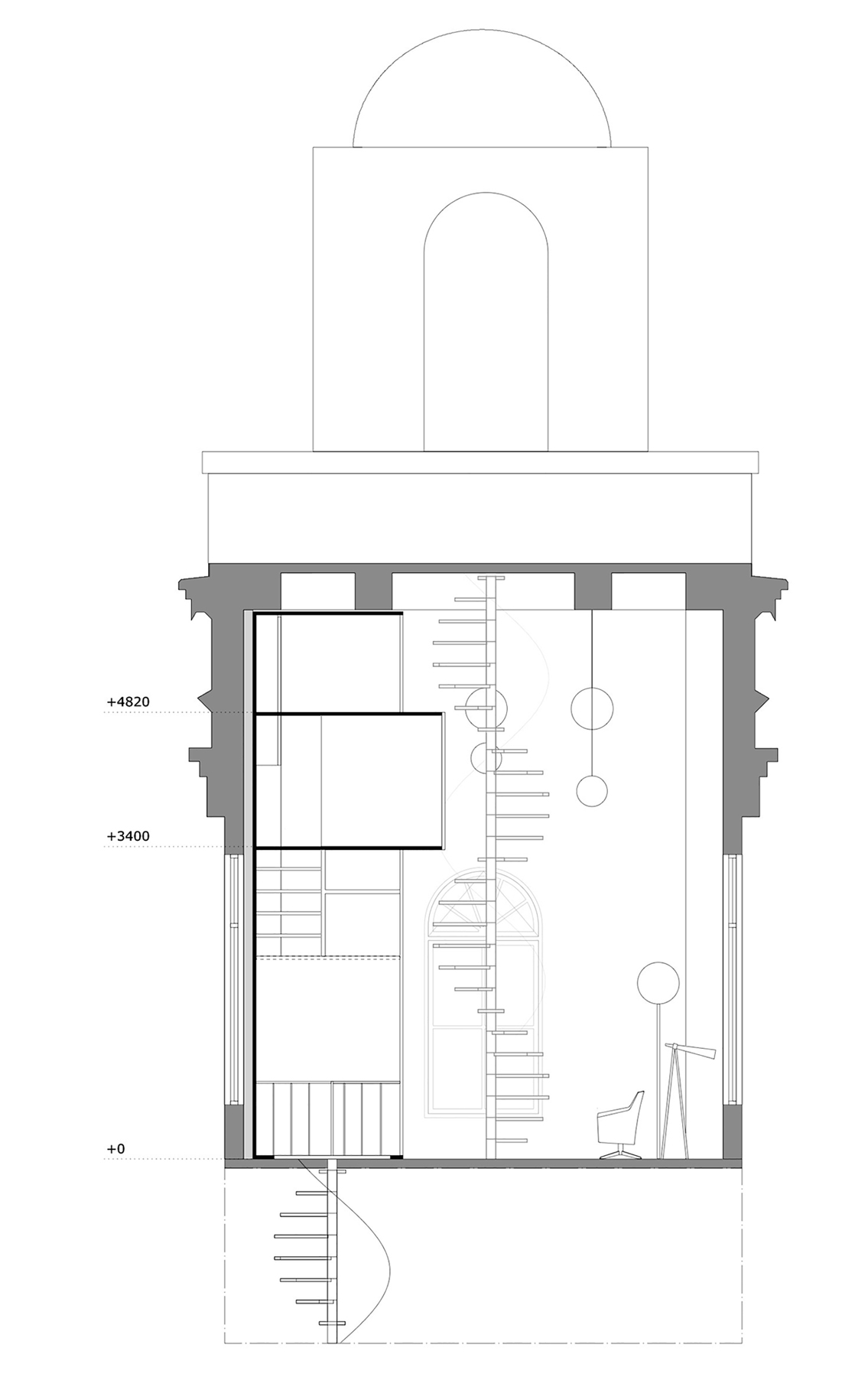 Room On The Roof / i29 interior architects (1)