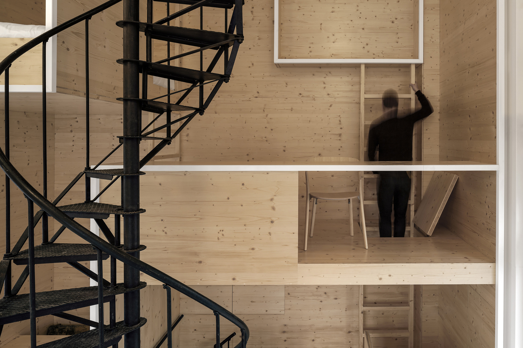 Room On The Roof / i29 interior architects (16)