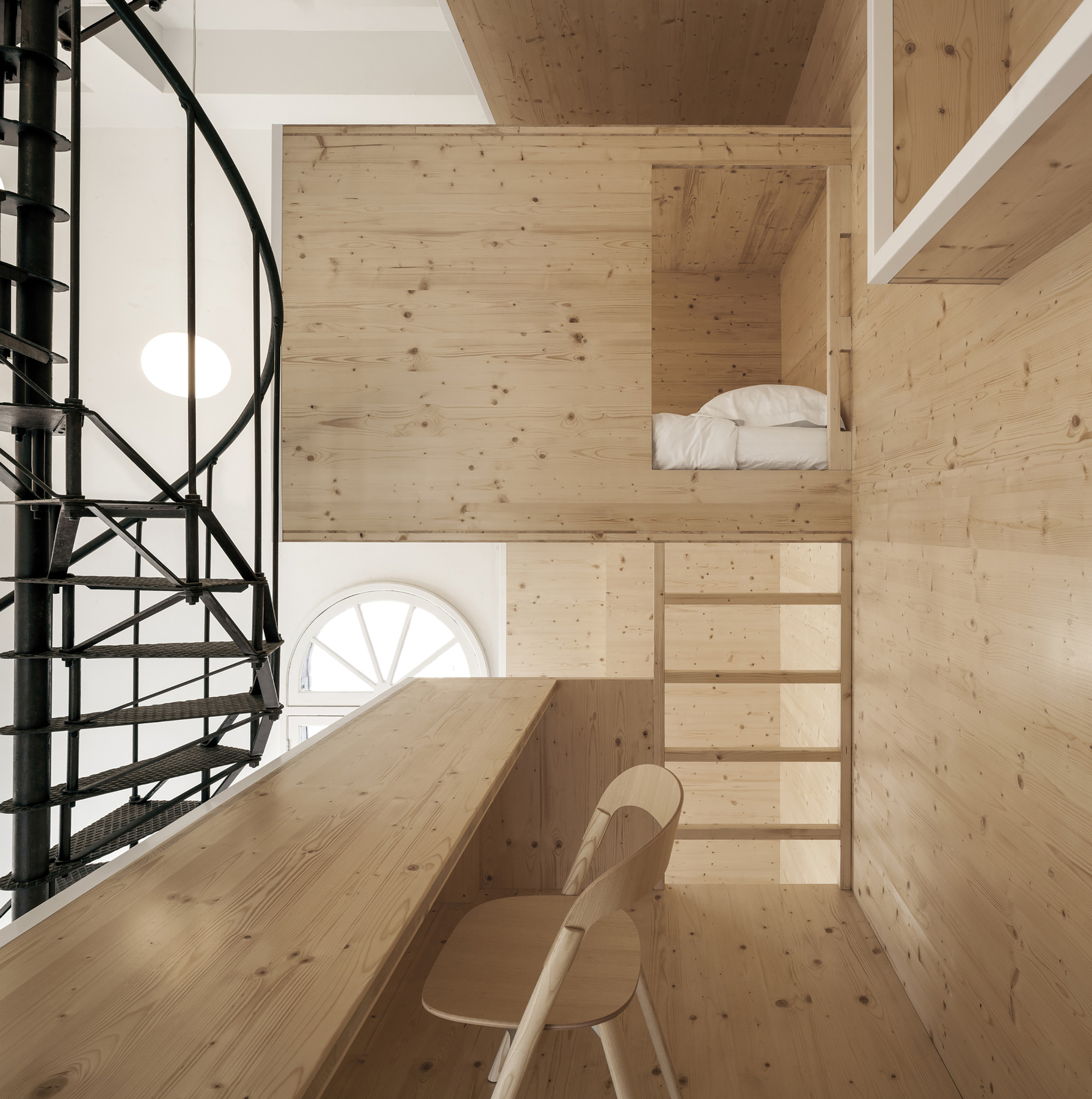 Room On The Roof / i29 interior architects (13)