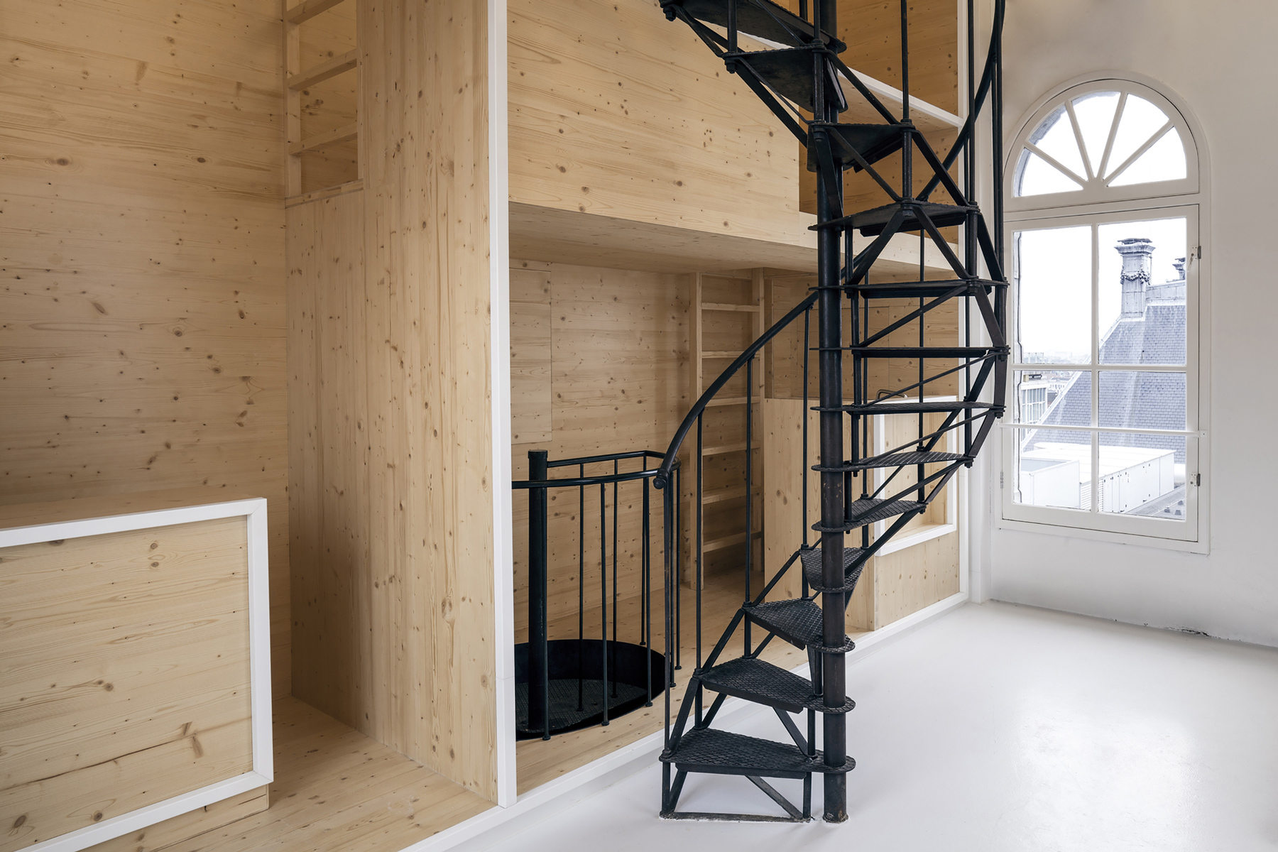 Room On The Roof / i29 interior architects (12)
