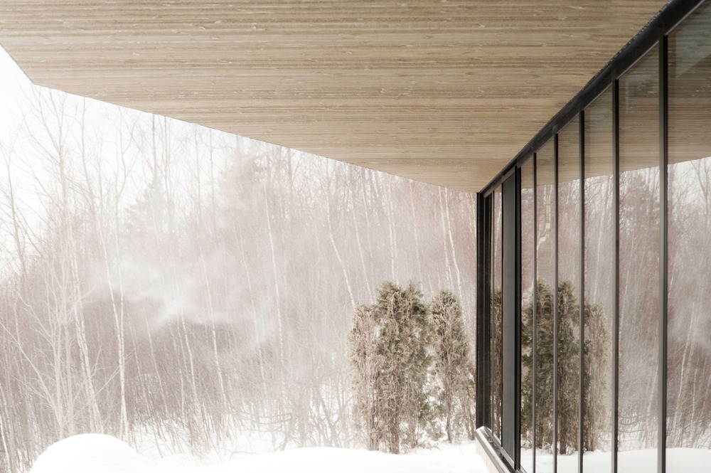 Roy-Lawrence Residence / Chevalier Morales Architectes (3)