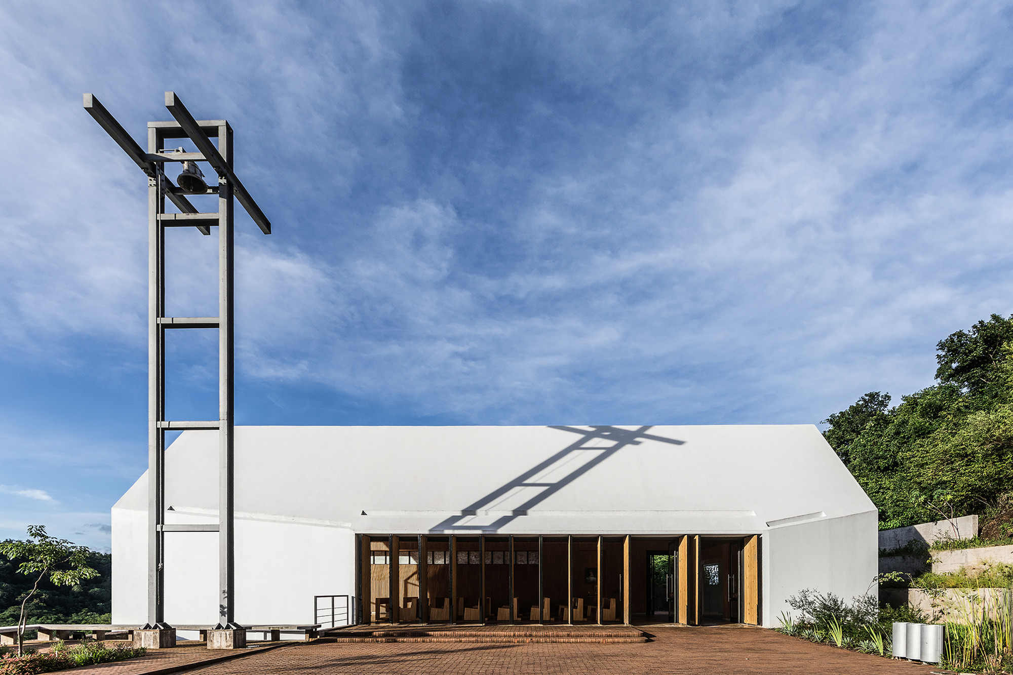 Saint Anne Chapel / Estudio Cella (16)