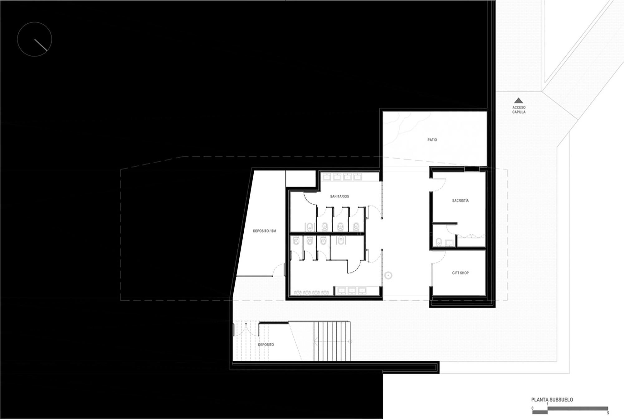 Saint Anne Chapel / Estudio Cella (8)