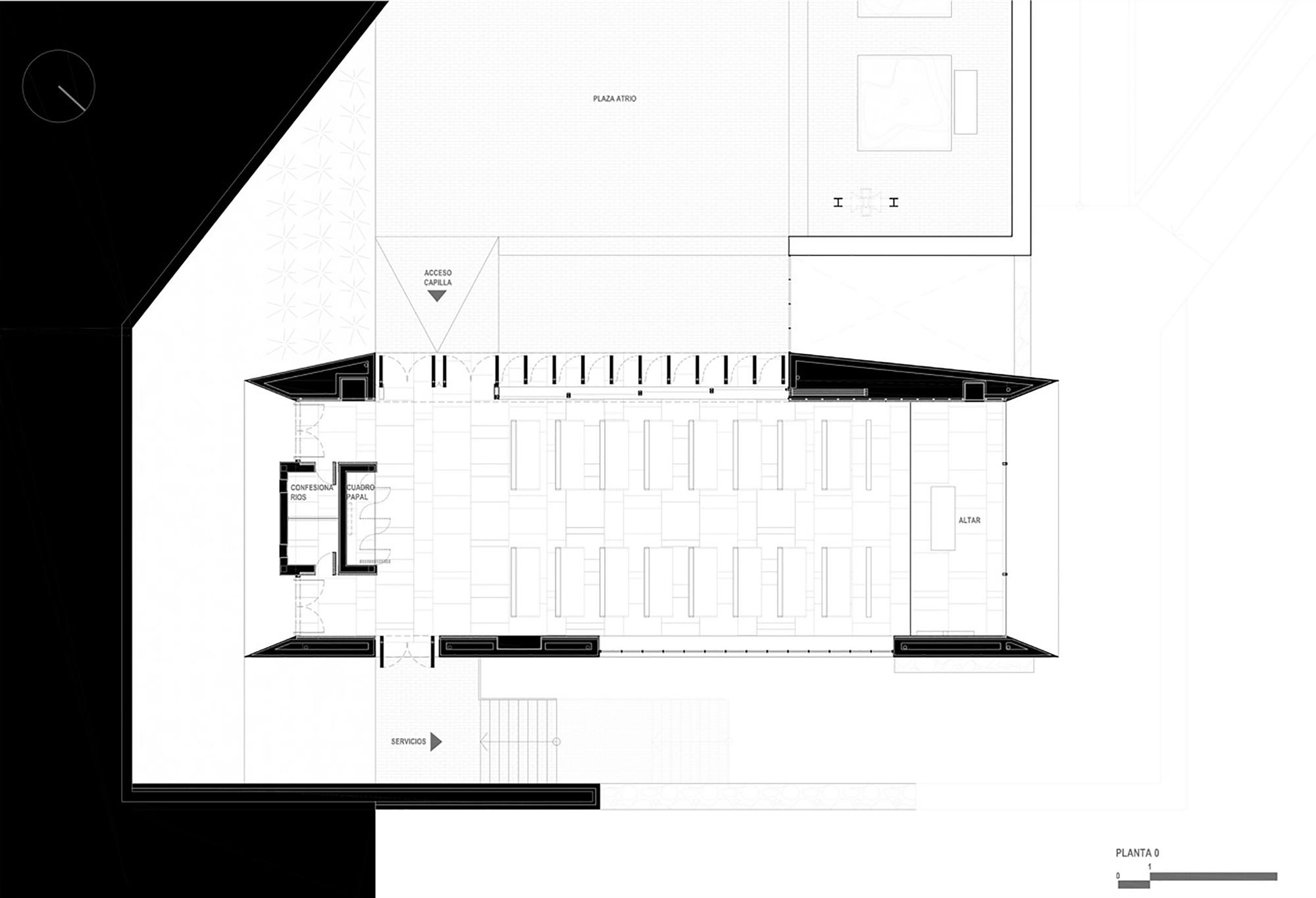 Saint Anne Chapel / Estudio Cella (7)