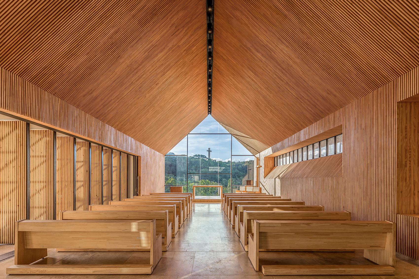 Saint Anne Chapel / Estudio Cella (21)