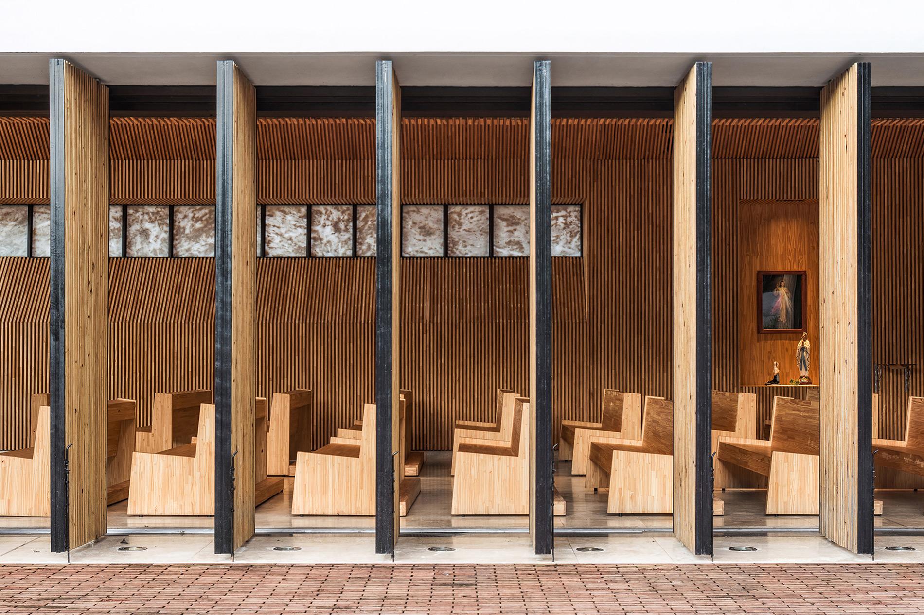 Saint Anne Chapel / Estudio Cella (20)