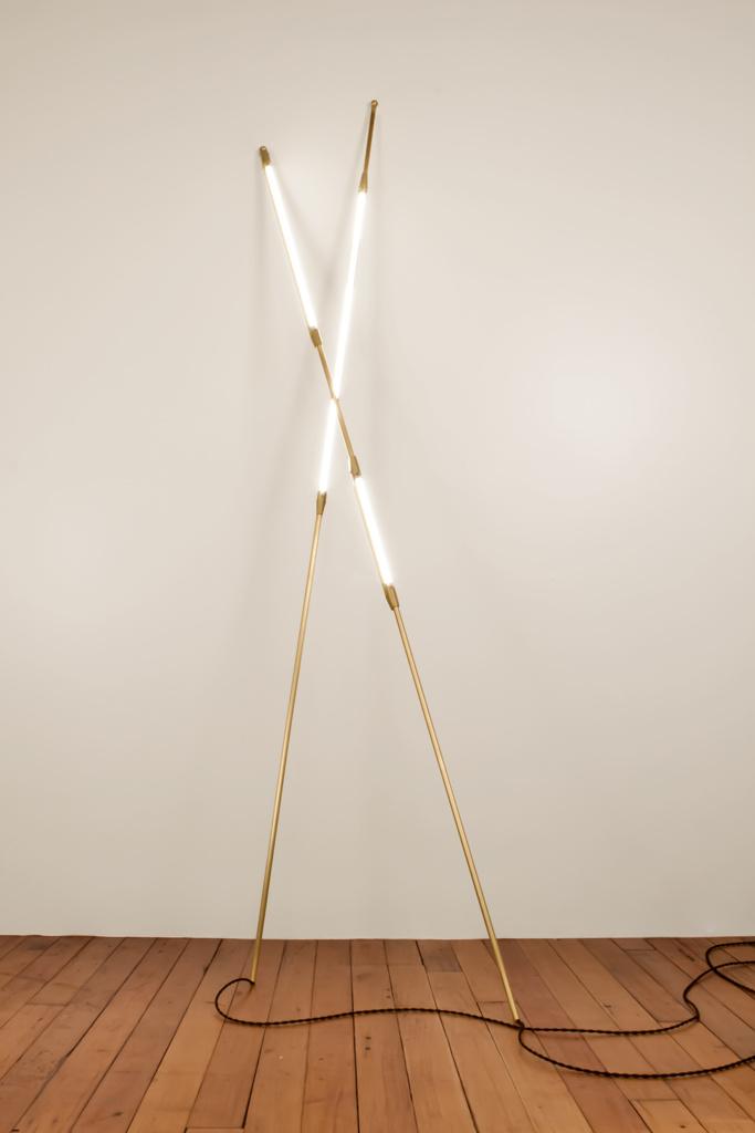 Sculptural Lighting / Bec Brittain