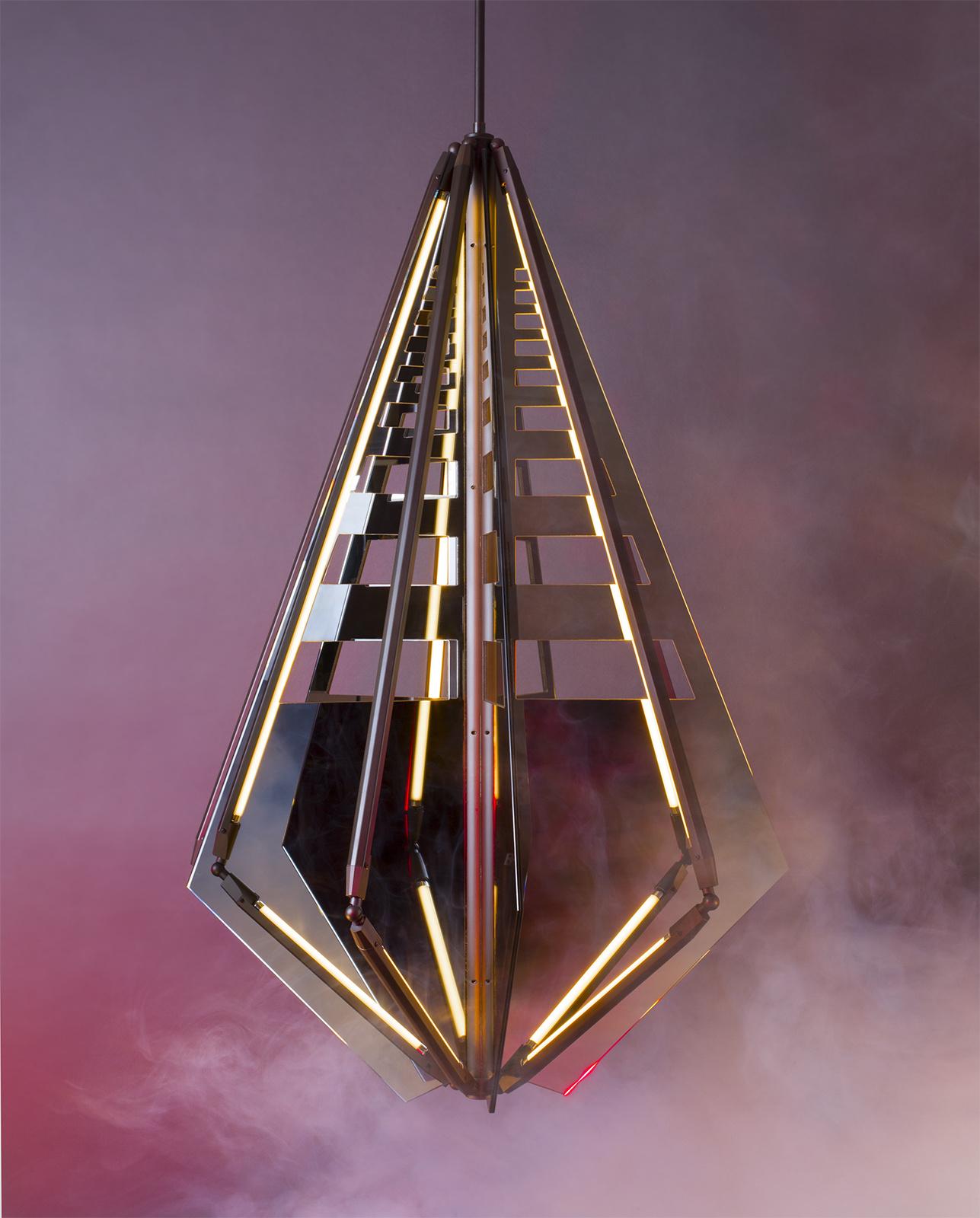 Sculptural Lighting / Bec Brittain (1)