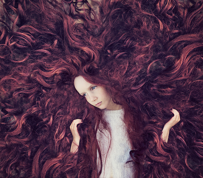 Self-Portraits / Kylli Sparre (1)