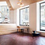 Shop and Exhibition Space / Atelier M3a Architectes