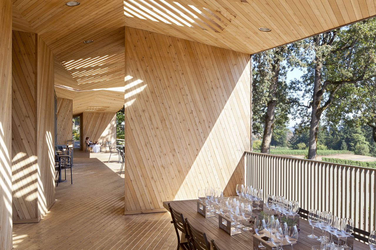 Sokol Blosser Winery / Allied Works (5)
