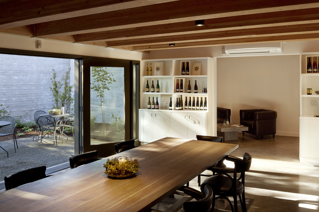 Sokol Blosser Winery / Allied Works (4)