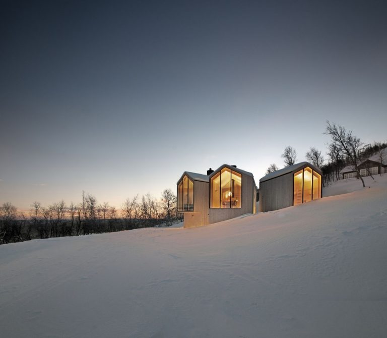Holiday Home / Reiulf Ramstad Arkitekter