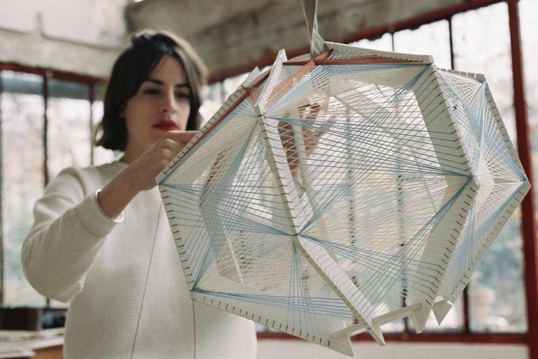 Sputnik Lamps / Julie Lansom