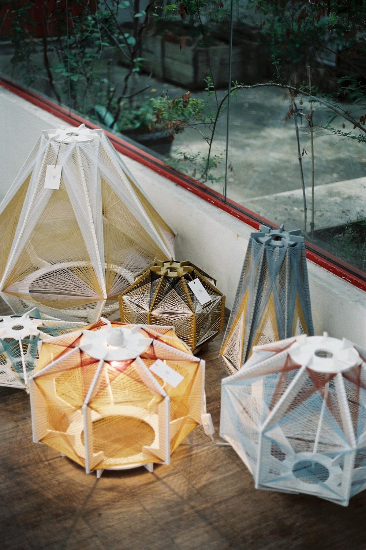 Sputnik Lamps / Julie Lansom (2)