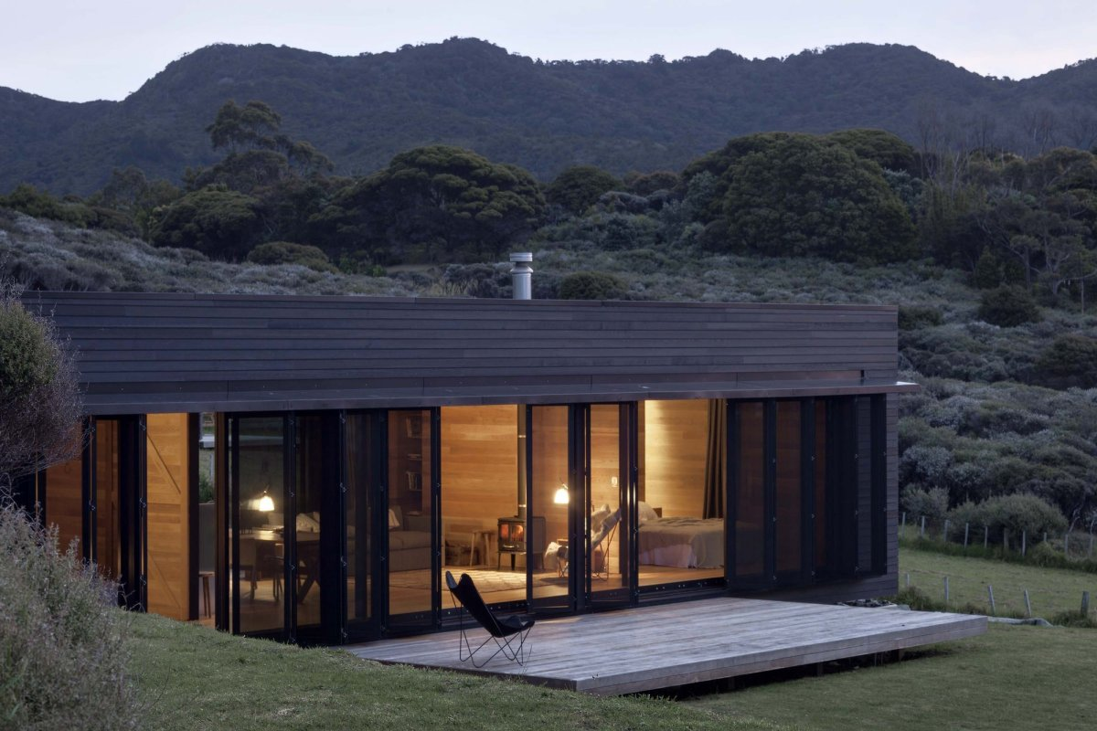 Storm Cottage - Fearon Hay Architects