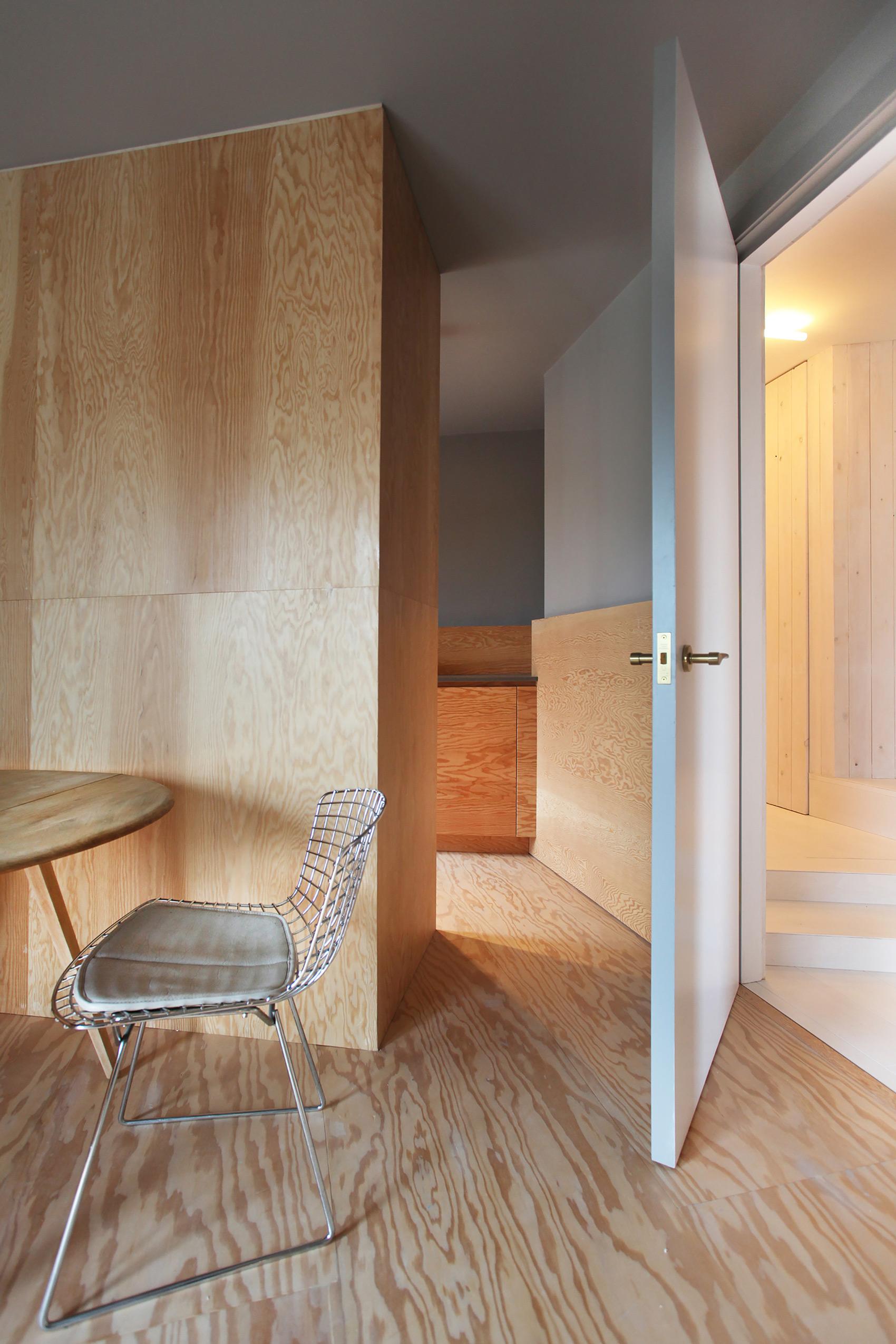 Sulgrave Road Apartments / Teatum+Teatum (8)