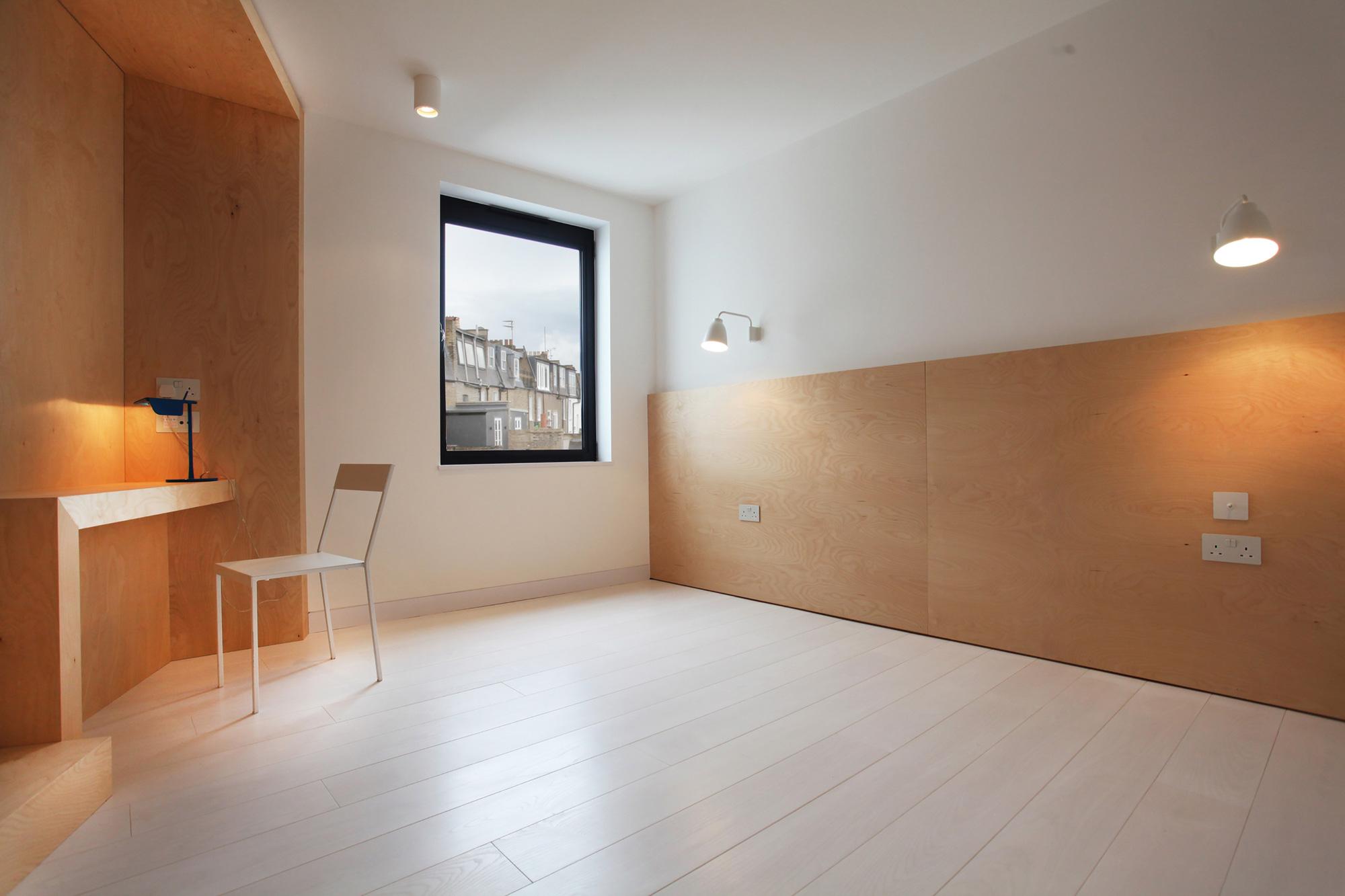 Sulgrave Road Apartments / Teatum+Teatum (21)
