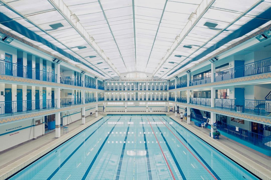 Swimming Pool - Franck Bohbot
