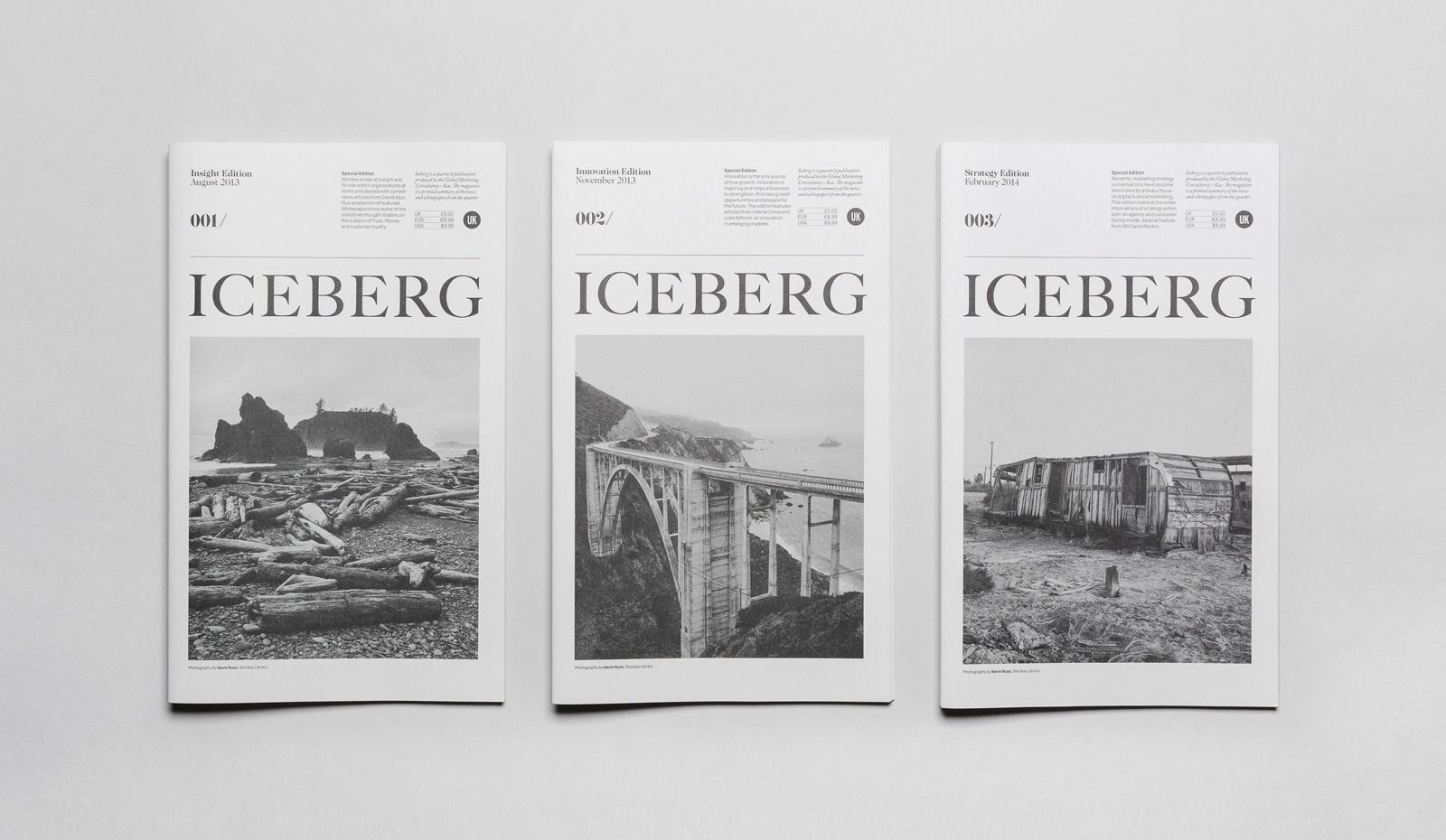 The Iceberg - SocioDesign
