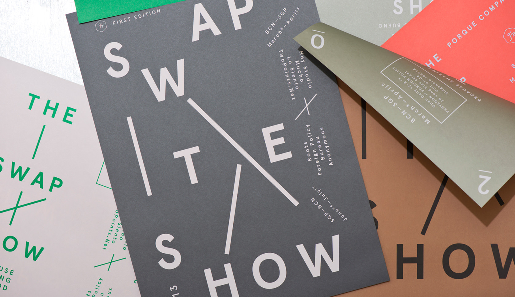 The Swap Show - Foreign Policy