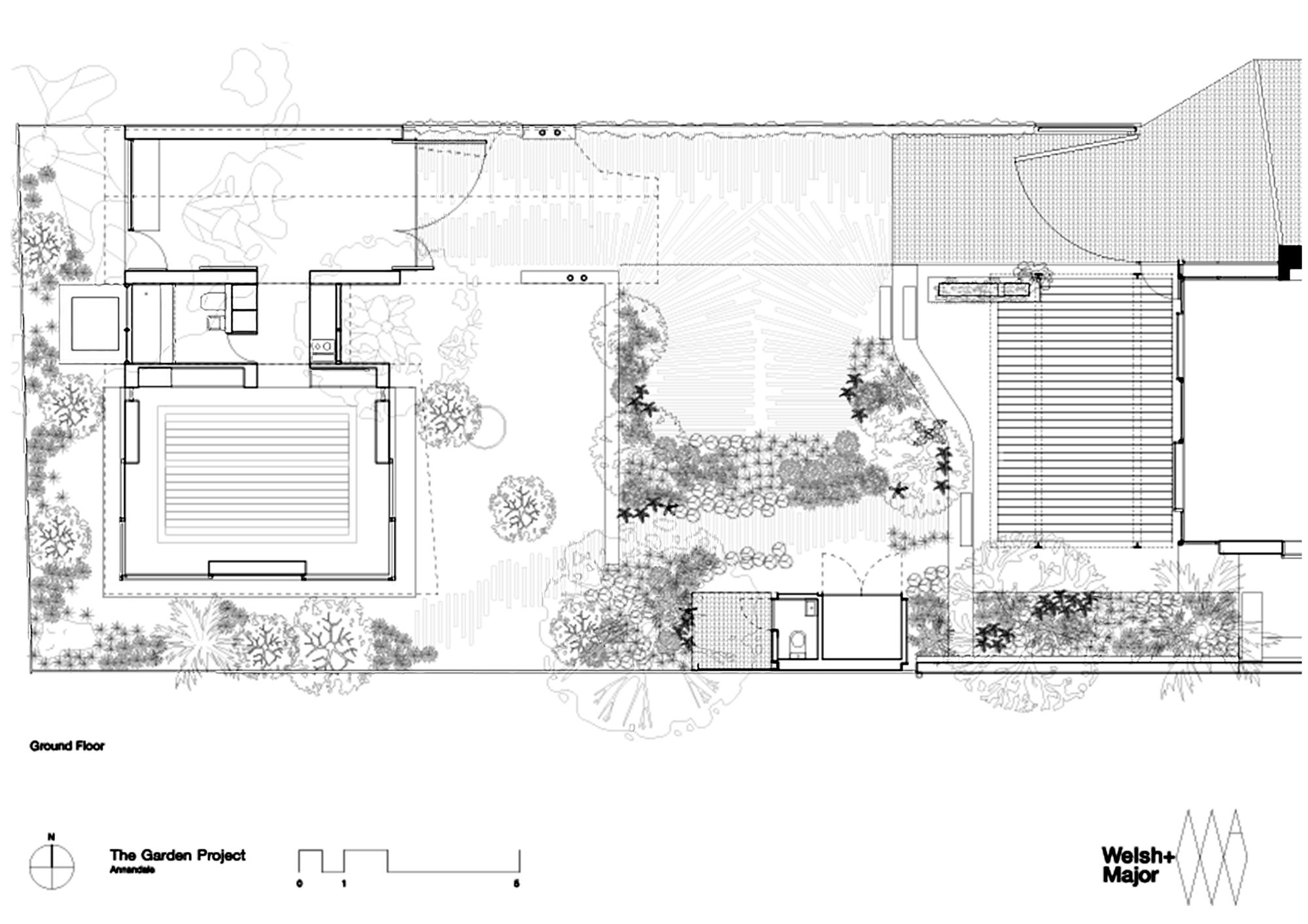 The Garden Room / Welsh+Major (2)
