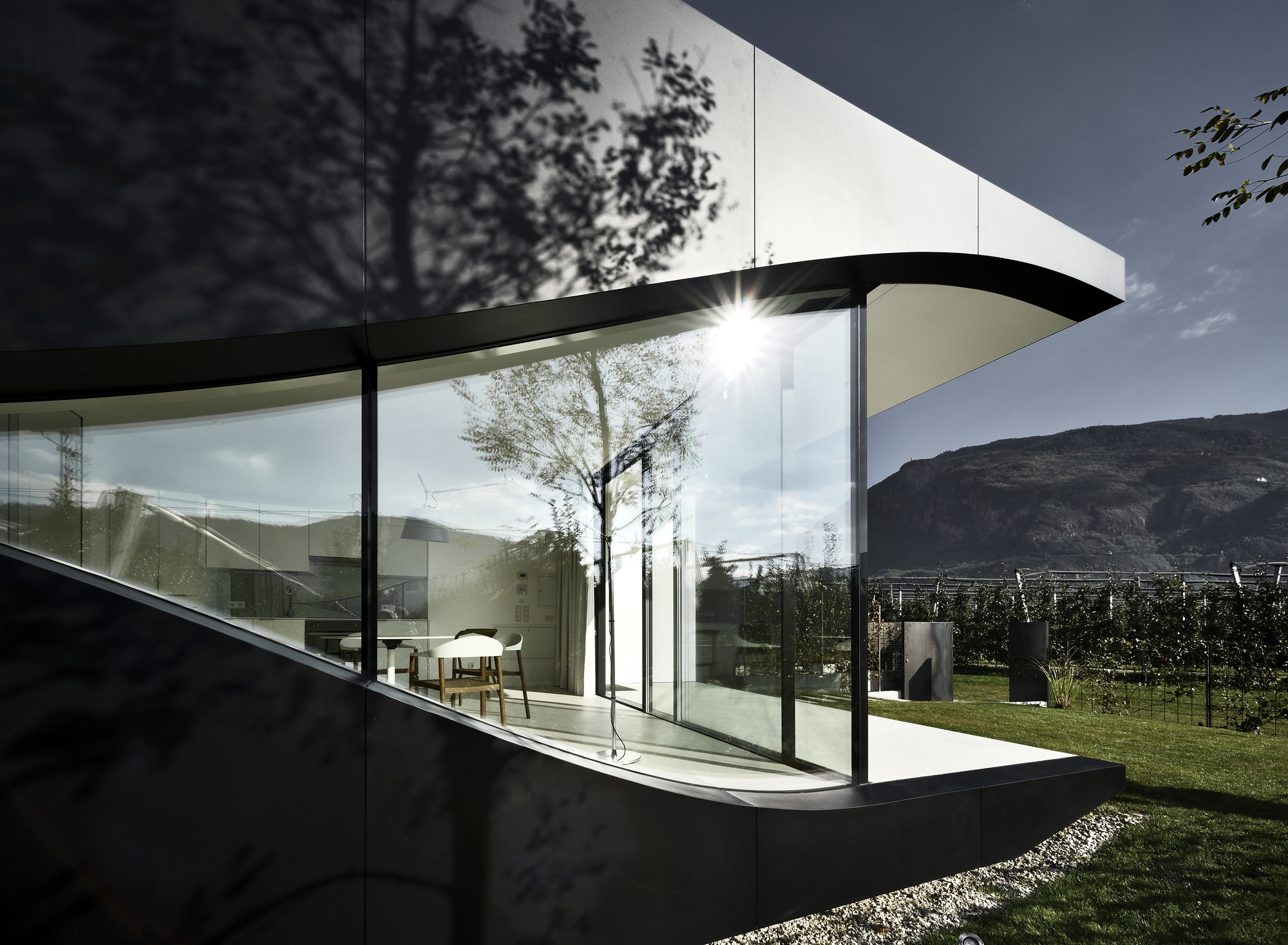 The Mirror Houses / Peter Pichler Architecture (10)