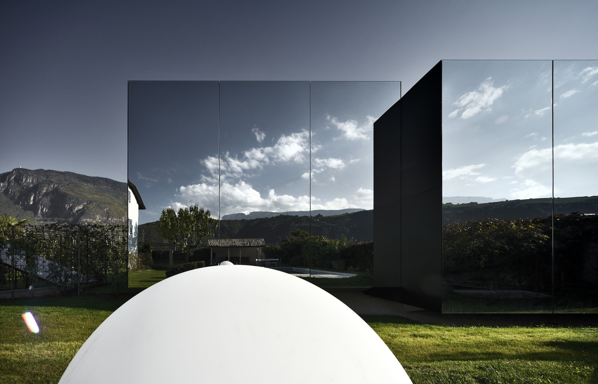 The Mirror Houses / Peter Pichler Architecture (6)