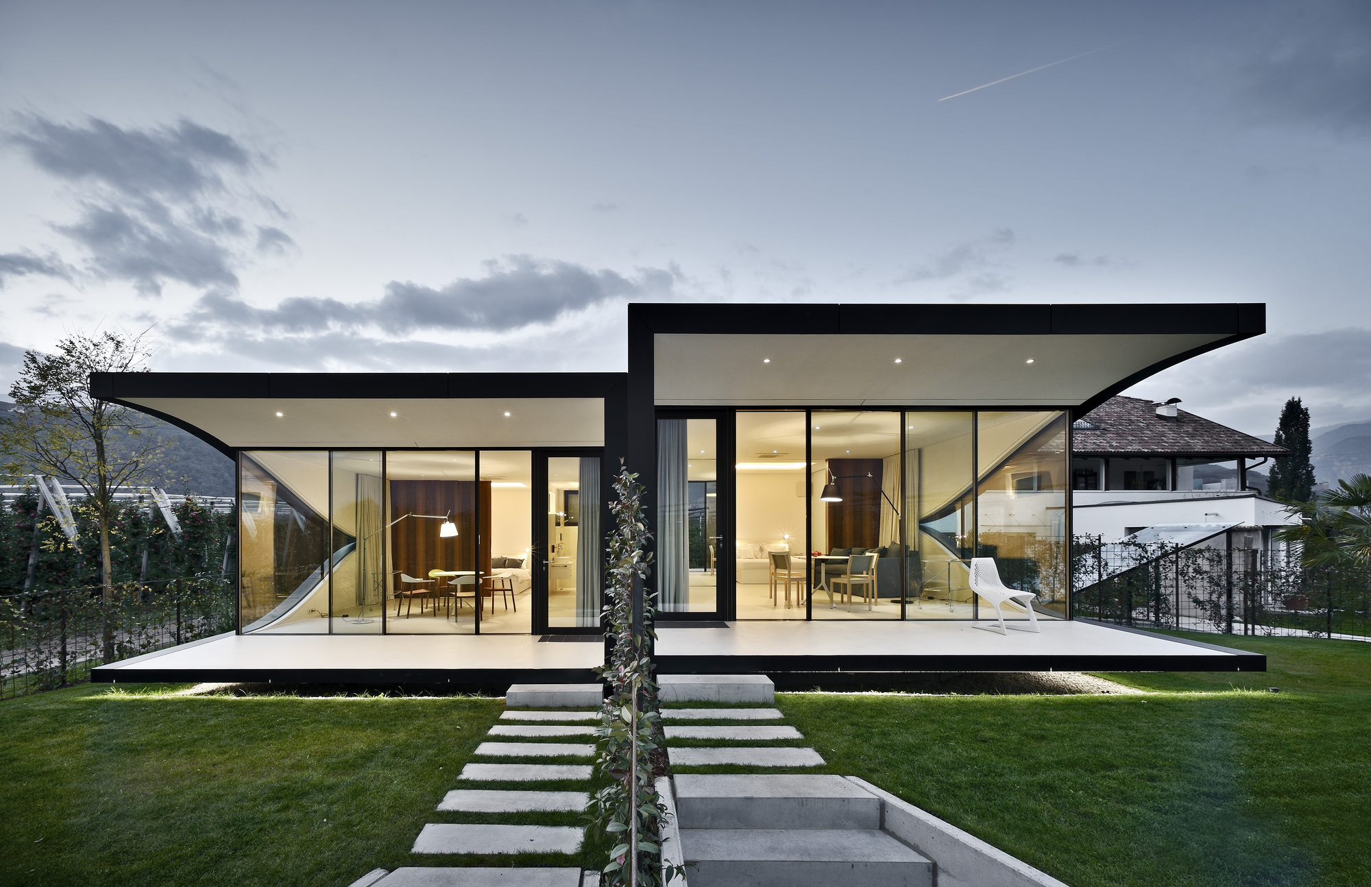 The Mirror Houses / Peter Pichler Architecture (21)
