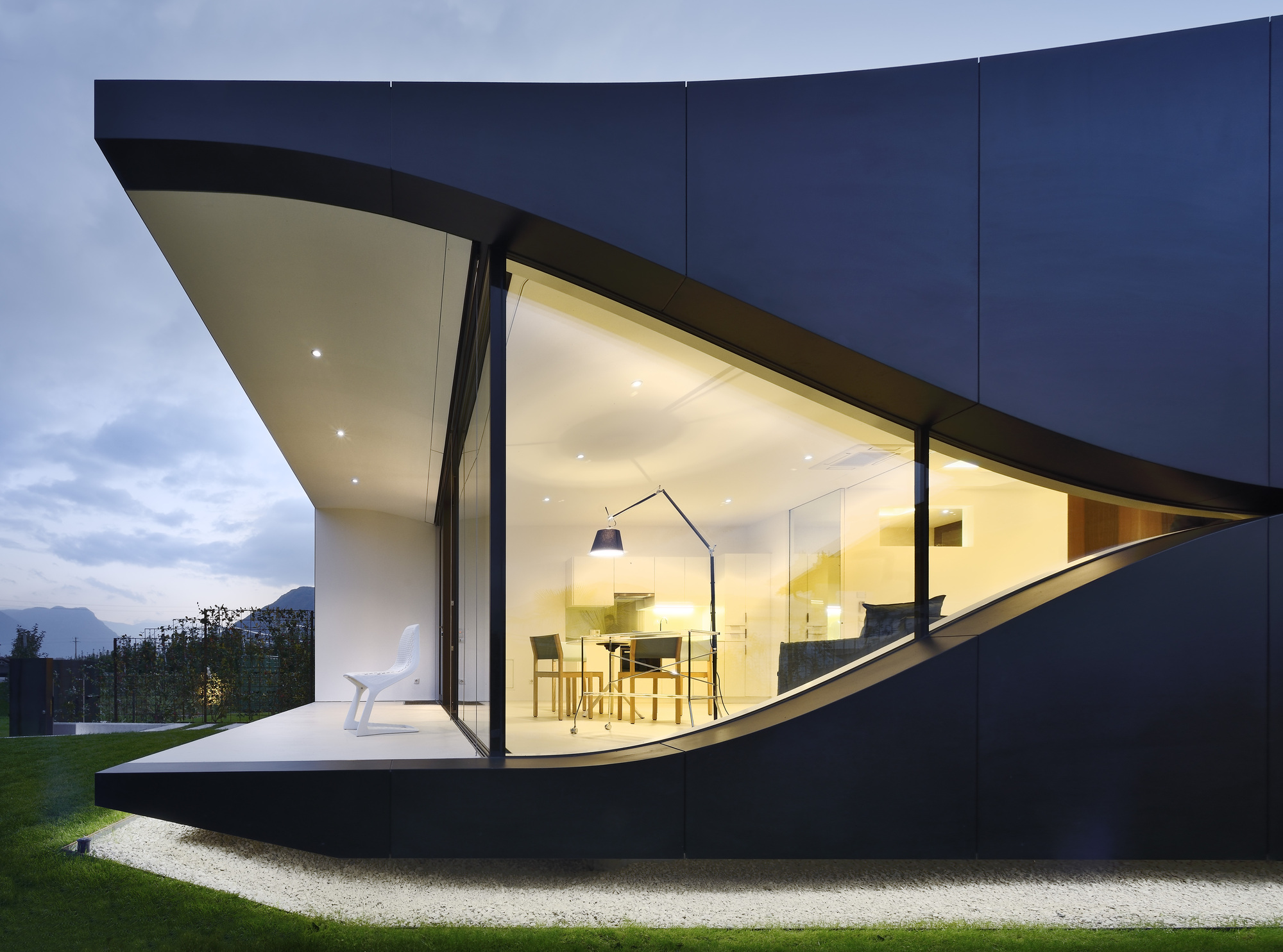 The Mirror Houses / Peter Pichler Architecture (20)