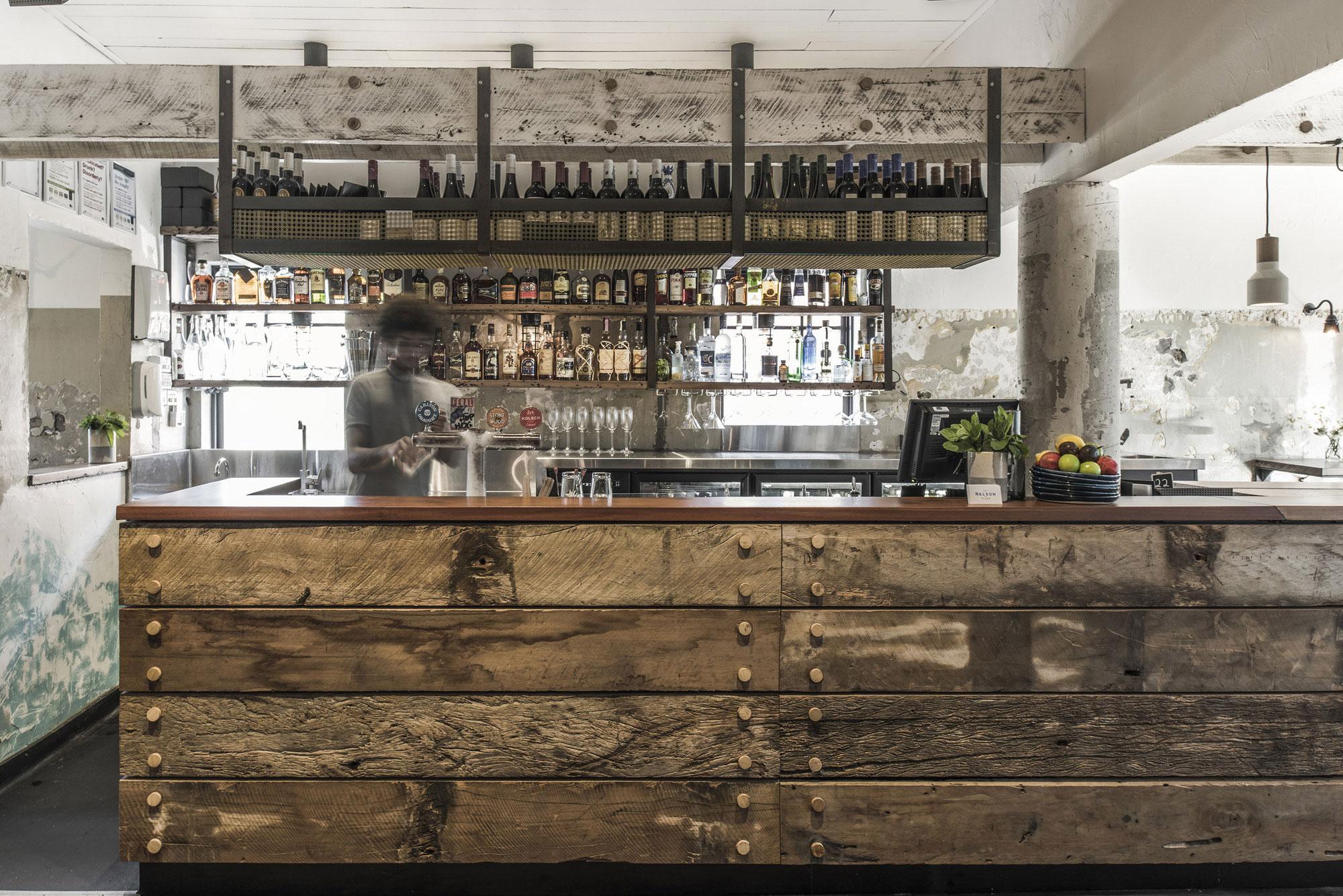 The Nelson Bar / Technē (5)