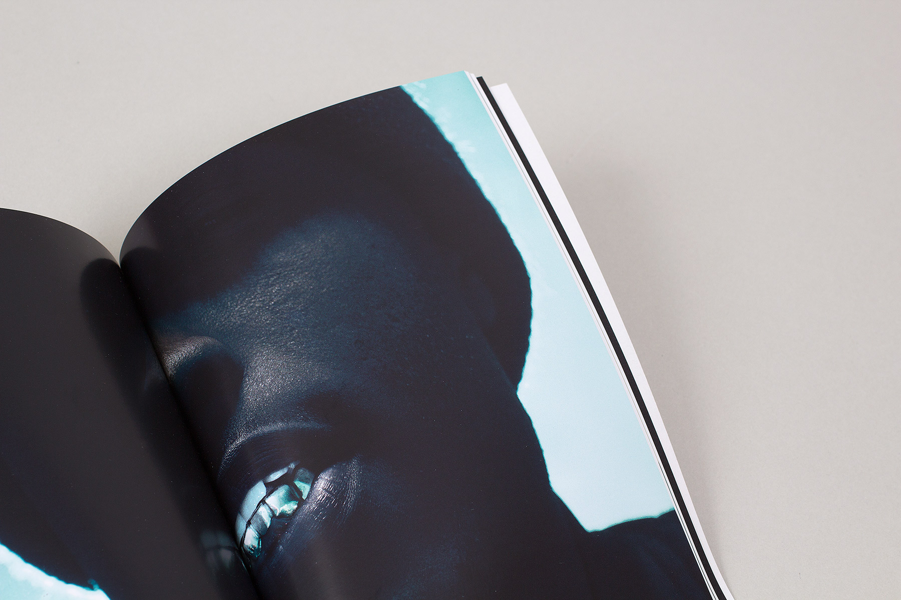 Timothy Saccenti Portraits 01 / Build