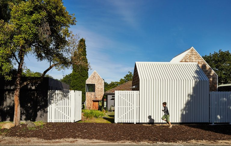 Tower House / Andrew Maynard Architects