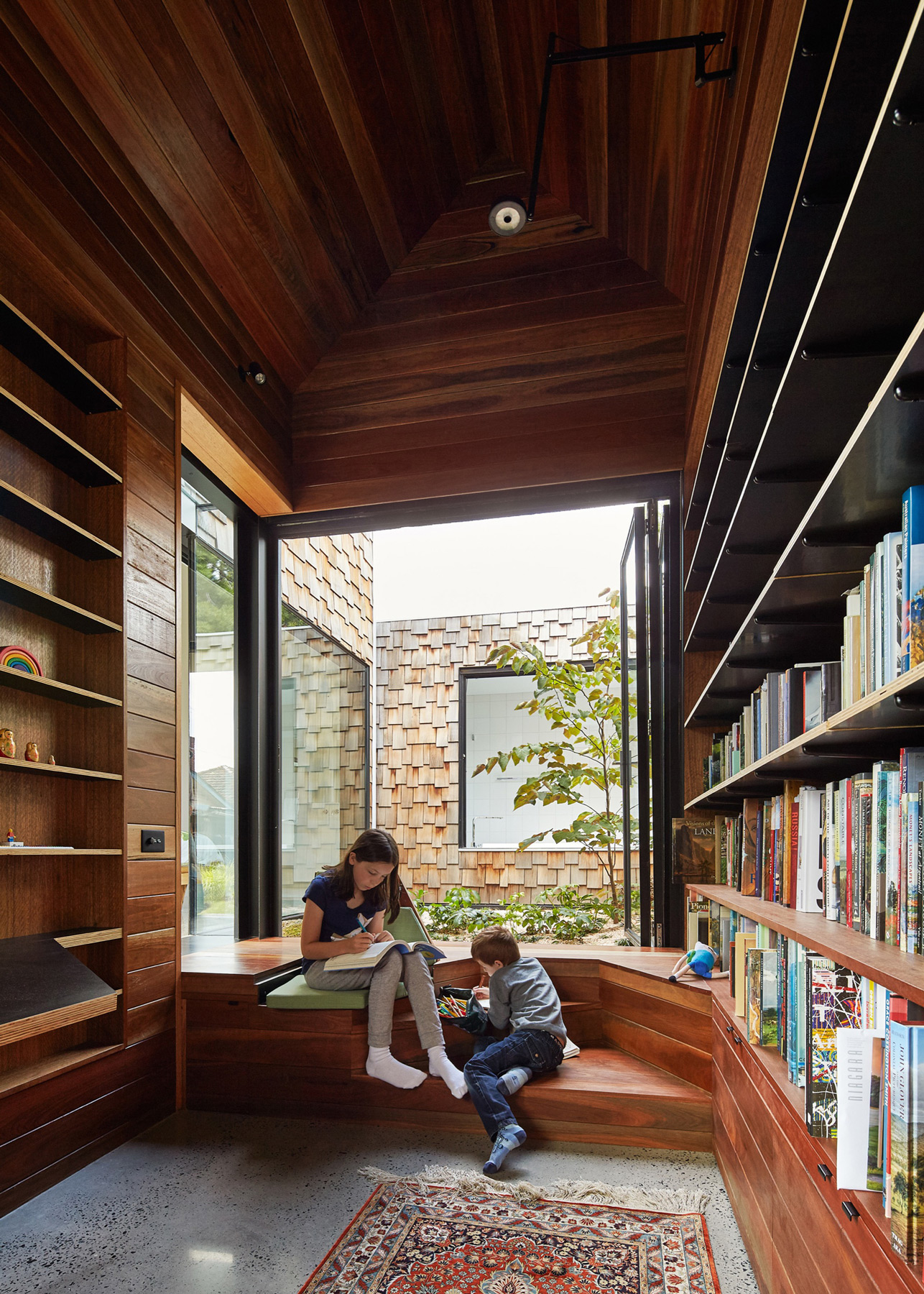 Tower House / Andrew Maynard Architects (28)