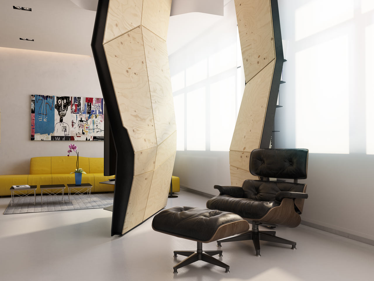 Transformer Apartment / Vlad Mishin (5)