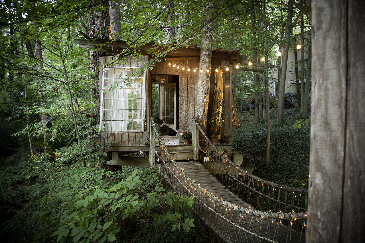 Treehouses / Peter Bahouth (5)