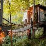 Treehouses / Peter Bahouth