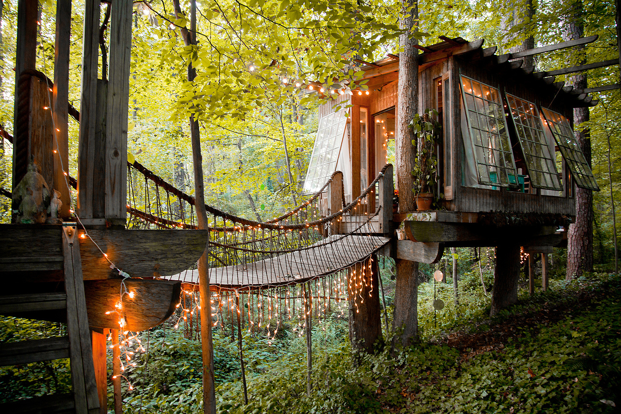 Treehouses / Peter Bahouth (4)