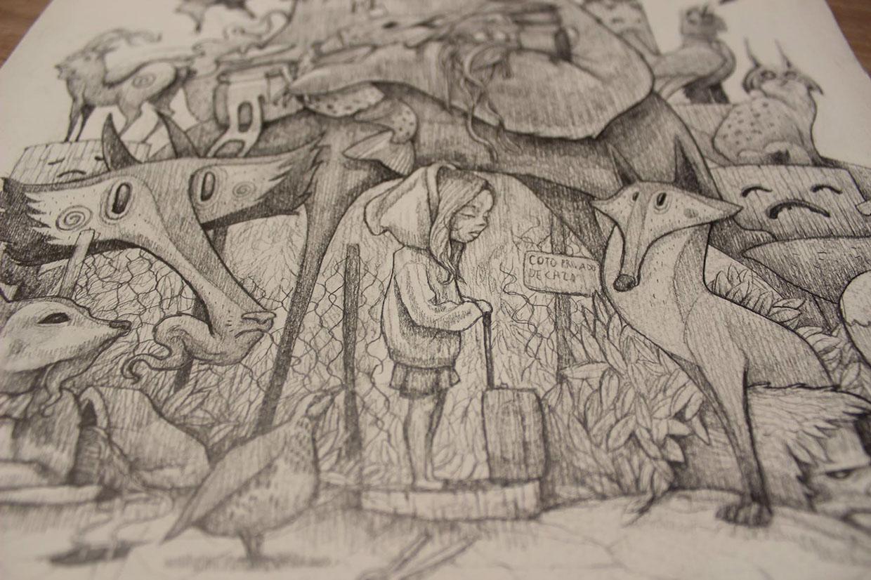 Tribute To The Iberian Wildlife / Dulk (10)