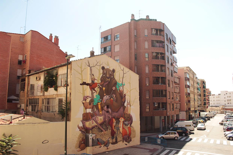 Tribute To The Iberian Wildlife / Dulk (1)