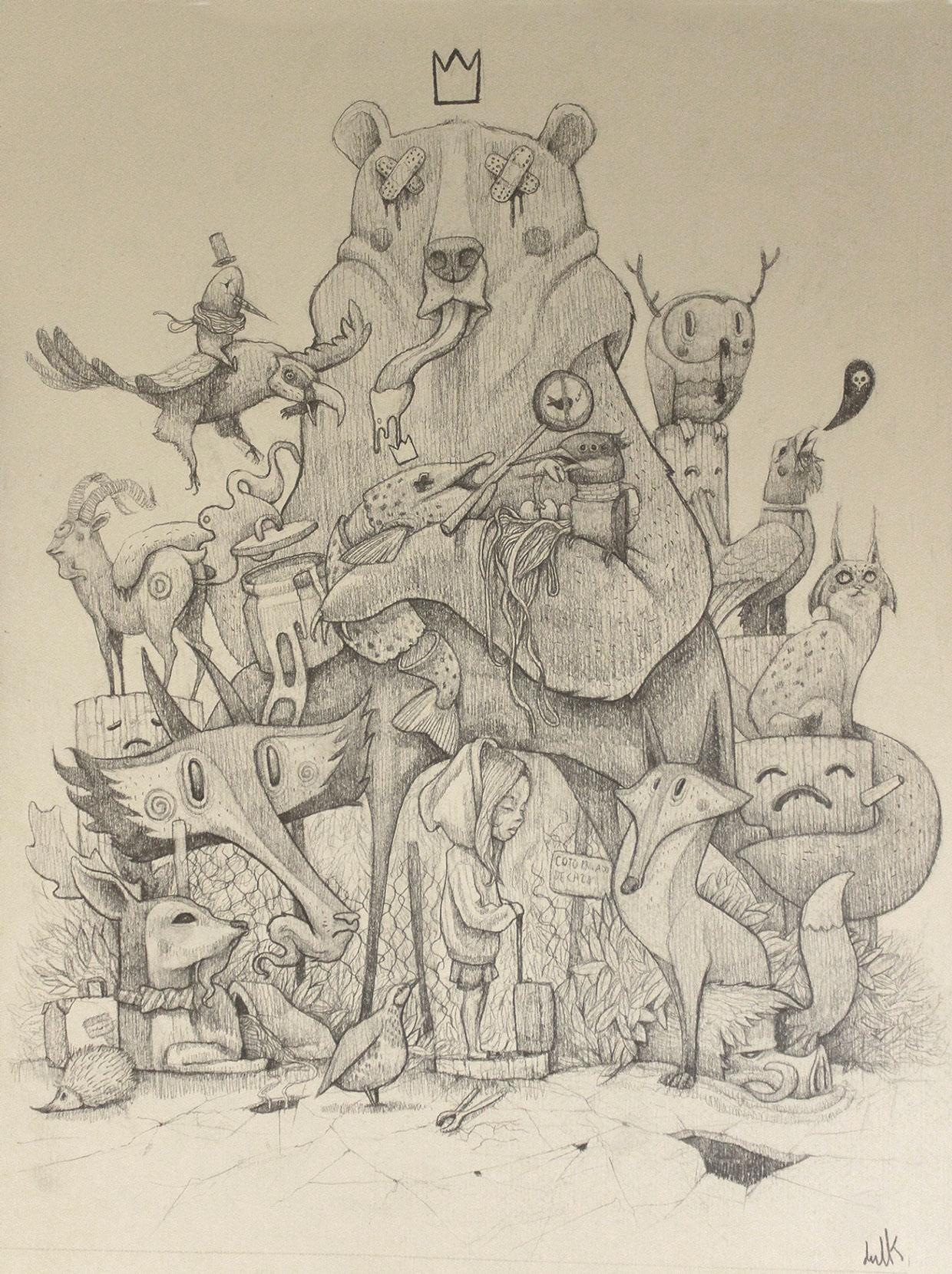 Tribute To The Iberian Wildlife / Dulk (9)