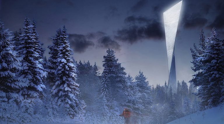 Tryvann Tower / Mad