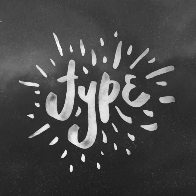 Type Lettering / Mark Van Leeuwen (2)
